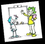 Schüler lehren